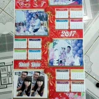 Lịch lụa in hình theo yêu cầu của tranthu296 tại Đồng Nai - 2104142
