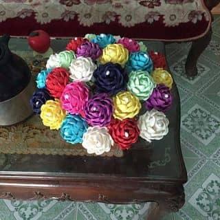 Lọ hoa giấy của dungung1 tại Shop online, Huyện Thái Thụy, Thái Bình - 2509533