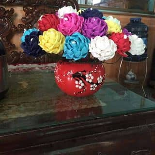 Lọ hoa giấy của dungung1 tại Shop online, Huyện Thái Thụy, Thái Bình - 2509524