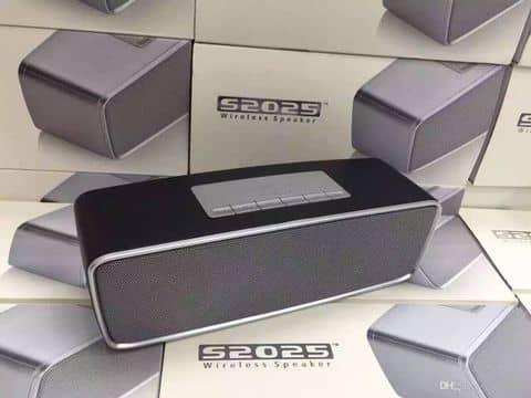 Loa bluetooth BOSE S2025 âm thanh cực hay siêu di động