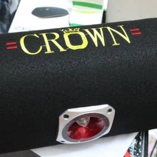 Loa crown các cỡ. Giá yêu luôn nhé của trangsocolaa tại Thái Nguyên - 1055121