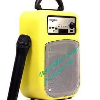 Loa + mic Karaoke Sound max M1 của tommy22 tại Vĩnh Phúc - 2492305