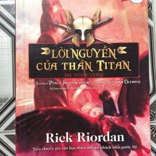 Lời nguyền của thần Titan (the Titan curse) của lenguyenthuyquynh98 tại Hồ Chí Minh - 1264826