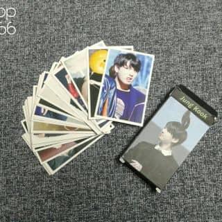 Lomo card BTS Jungkook của tranthuy263 tại Quảng Ninh - 2601243