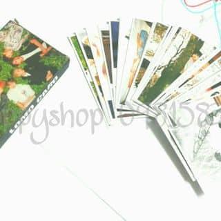 Lomo card BTS Run của tranthuy263 tại Quảng Ninh - 1500482