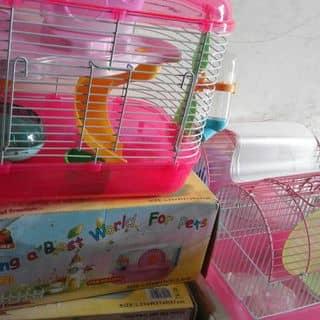 Lồng cho Hamster của tranngocphu4 tại Đồng Nai - 1844191