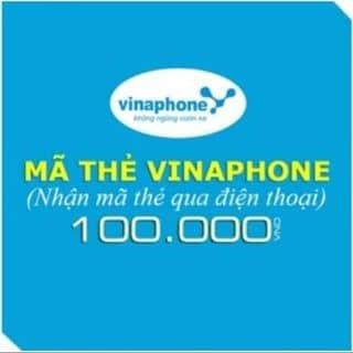 MÃ THẺ VINAPHONE của linhshoponline tại Hồ Chí Minh - 2709125