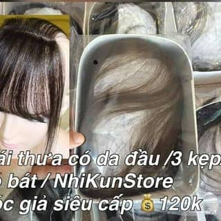👑Mái Thưa Có Da Đầu/ 3 Kẹp/ Có Bát👑 của huyenbambi tại Đắk Lắk - 890781