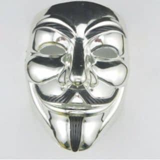Mặt Nạ Anonymous Bản Silver của truongsniper2002 tại Khánh Hòa - 2672592