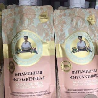 Mặt nạ bà già Agafia - Cung cấp Vitamin, sáng hồng làn da của russian_fancystore tại 46 Dương Đình Nghệ, An Hải Bắc, Quận Sơn Trà, Đà Nẵng - 2678286