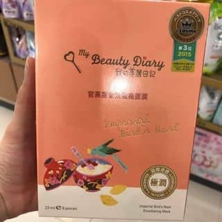 Mặt Nạ Beauty Diary - Nàng xuân cho cô nàng của chanhshop tại Hồ Chí Minh - 2910951