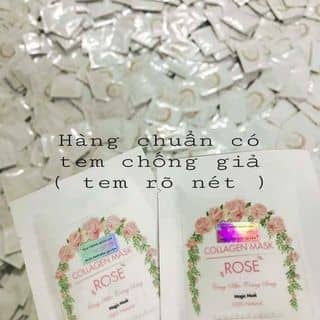 Mặt nạ colagen hoa hồng tươi của nguyenthuy1749 tại Hồ Chí Minh - 3183862
