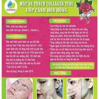 Mặt nạ Collagen rose của maimaiyeuanh7075 tại An Giang - 3191110