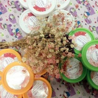 Mặt nạ ngủ cho face (hoa hồng ,trà xanh,collagen,sữa on chúa) của nganhoang2497 tại Đồng Nai - 3361116