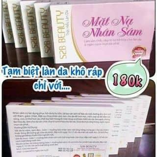 Mặt nạ nhân sâm của thuylieu988 tại Tiền Giang - 2795031