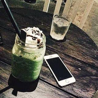 Matcha ice blended của linhminion tại C/c 37 Lý Tự Trọng, Lầu 1, Phường Bến Nghé, Quận 1, Hồ Chí Minh - 1073770