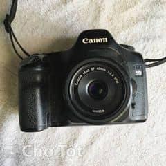 Máy ảnh canon 5D1 fullbox ngoại hình đẹp tại Cửa hàng điện tử 70 của Phạm Ái Diệu - Lozi