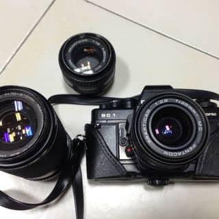 Máy ảnh film Praktica BC-1 của zacpham tại Hồ Chí Minh - 3733870