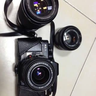 Máy ảnh Praktica BC-1 kèm 3 lens của zacpham tại Hồ Chí Minh - 2910855