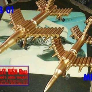 Máy bay mô hình làm từ vỏ đạn của luongle113 tại Bình Thuận - 1633994