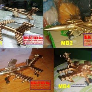 Máy bay mô hình vỏ đạn độc đáo của luongle113 tại Mũi Né, Thành Phố Phan Thiết, Bình Thuận - 1933421