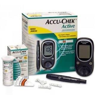 Máy đo đường huyết accucheck active của ykhoahaidang tại Hồ Chí Minh - 1142238