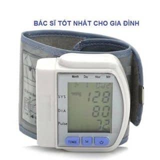 Máy đo huyết áp Cổ Tay CK-102S  của nhatan89 tại Bình Dương - 1276546