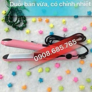 Máy duỗi bản vừa của nguyennhung138 tại Shop online, Huyện Đạ Tẻh, Lâm Đồng - 730985