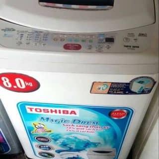 Máy giặt toshiba 8kg của danghuyhung1 tại Quảng Ninh - 1979052