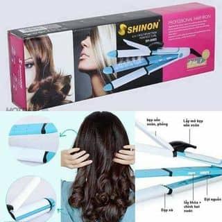 Máy làm tóc shinon 3 in 1 của phamhuyen205 tại Khu 1 - Vân Phú, Thành Phố Việt Trì, Phú Thọ - 2266570