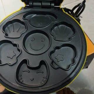 Máy nướng bánh hình thú của lethanhhien3 tại 130 Trần Hưng Đạo, Phạm Ngũ Lão, Quận 1, Hồ Chí Minh - 897486
