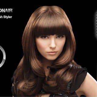 Máy sấy cúp hoặc làm thẳng tóc Infinite Pro by Conair Spin Air Brush (hàng chính hãng USA) của jeanniephuong tại Hồ Chí Minh - 2468875