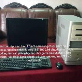 Máy tính bàn của tbilly tại Thừa Thiên Huế - 3112602