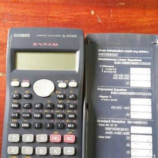 Máy tính Casio fx-500MS của woopook tại Huyện Củ Chi, Hồ Chí Minh - 2723766