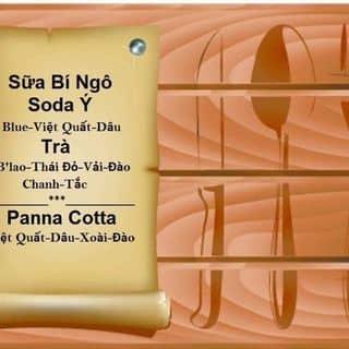 Menu của lehoangthienphuc29121996 tại Chung cư Dreamhome Luxury, 59 Phạm Văn Chiêu, phường 12, Quận Gò Vấp, Hồ Chí Minh - 2290882