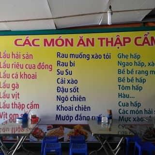 Menu ăn đêm chợ Trung Tâm của hoangbach23 tại Hùng Vương, Tiên Cát, Thành Phố Việt Trì, Phú Thọ - 1139008