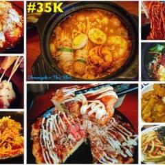 """🎉🎉 Oko dành tặng khách hàng Menu 9 món đắt khách nhất với ưu đãi lên đến 35%_ ĐỒNG GIÁ CHỈ 35K """"Ngon, Bổ, Rẻ"""" 👍 👉 👉Menu gồm có:  ☘ Gà cay Phomai ☘ Tokbokki Phomai ☘ Mì trộn cay xá xíu ☘ Mì cay Ramen thập cẩm ☘ Bánh xèo Nhật thịt heo ☘ Mì đen Jajang ☘ Cơm trộn Bibimbap xá xíu ☘ Katsu kare ☘ Mì Udon xào cay"""