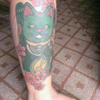 Mèo thần tài của hxttattoo tại Phú Thọ - 2920940