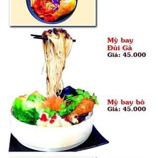 Mì cay đùi gà của thegioiamthucthaibinh tại 413 Trần Hưng Đạo, Thành Phố Thái Bình, Thái Bình - 5494835