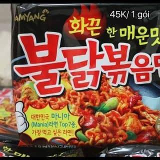 Mì cay Samyang Hàn Quốc của taphoa_thanhmu tại 01289725040, An Phú, Quận 2, Hồ Chí Minh - 521449