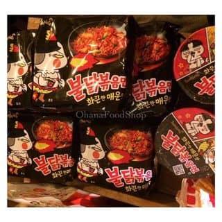 🐔Mì gà cay HÀN QUỐC SAMYANG🐔 của ohanafoodshop tại 0965 915 039, Quận 7, Hồ Chí Minh - 3455931