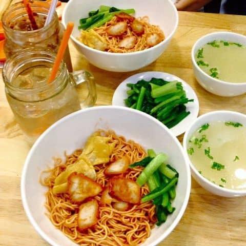 Các hình ảnh được chụp tại Friends By Pontian - Mì Singapore - SC VivoCity