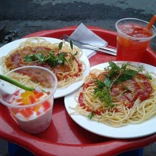 """Đi ăn mỳ Ý """"VỈA HÈ"""" trên phố Yên Ninh"""