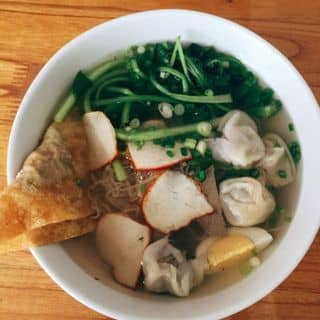 Mì vằn thắn của doanminhtrang tại 1 Nguyễn Du, Trần Hưng Đạo, Thành Phố Hải Dương, Hải Dương - 363876