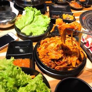 Mì xào Hàn Quốc của tuancapu tại 151 Đường 3 Tháng 2, Thành Phố Đà Lạt, Lâm Đồng - 3409949