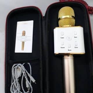 Mic Kèm Loa Bluetooth 3 Trong 1 Q7 của lapsec tại Hòa Bình - 2250587
