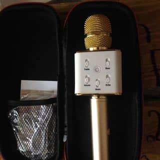Mic kèm loa Q7U về hàng 👉 có cổng USB, ghim USB hát nhạc được luôn ạ!!! của linhhuynh62 tại Đồng Tháp - 2306400