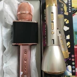 Micro karaoke dành cho điện thoại của tranthihongt87 tại Thị trấn Dương Đông, Huyện Phú Quốc, Kiên Giang - 2345353