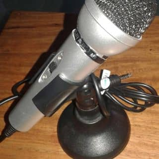 Microphone của lephamminhhue tại 307 Phạm Văn Đồng, tt. Châu Ổ, Huyện Bình Sơn, Quảng Ngãi - 745052