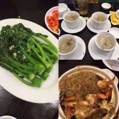 Món ăn ở nhà hàng Hoằng long rất ngon nhaa 💋💋 miến cua cực kì nổi tiếng ở đây đó ✌️✌️ đi ăn chung với gđ là số 1 ❤️ nằm kế bên ks Calaven nhaa